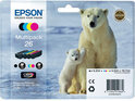 Epson 26 (T2616) - Inktcartridge - Multipack