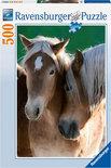 Ravensburger Puzzel - Paardenportret