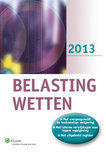 Belastingwetten  / 2013