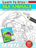 Learn to Draw Sea Animals
