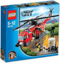 LEGO City Brandweerhelikopter - 60010