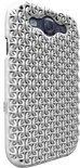 Freshfiber Hard Case Maille voor Samsung i9300 Galaxy SIII Wit