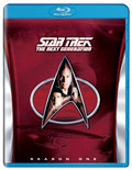 Star Trek: The Next Generation - Seizoen 1