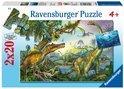 Ravensburger Puzzel - Giganten uit de Oertijd