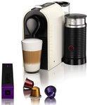 Krups Nespresso Apparaat U & Milk XN2601 - Cream