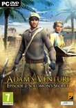 Adam's Venture 2, Solomon's Secret