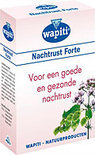 Wapiti Nachtrust Forte - 40 Dragees