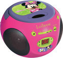 Minnie Mouse Bow Tique Boombox - Cd-speler