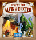 Ticket To Ride - Uitbreiding: Alvin & Dexter