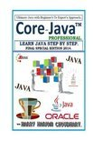 Core Java Professional.