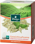 Kneipp Kruidenthee Gewichtsafname - 15 st