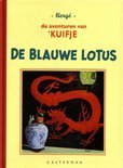 Kuifje Facsimile Blauwe Lotus