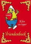 Ik ben een topper vriendenboek