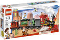 LEGO Toy Story Wild West Treinachtervolging - 7597