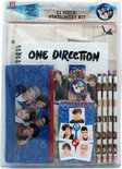 One Direction Stationery Set 11 delig