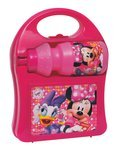 Minnie Mouse meeneemset lunchbox met sportfles