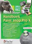 Handboek Paint Shop Pro X + Cd-Rom