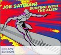 Surfing With The Alien + DVD -Legacy Edition-