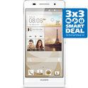 Huawei Ascend P6 - Wit