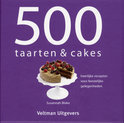 500 taarten & cakes