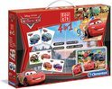Clementoni Disney Cars 4-in-1 Spel