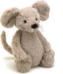 Jellycat Bashful Muis Medium
