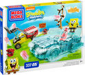 Mega Bloks Spongebob Squarepants Invisible Boatmobile Jellyfish Rescue