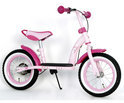 Hello Kitty Loopfiets - Roze