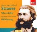 Johann, Josef & Eduard Strauss: Valses & Polkas / Boskovsky