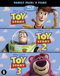 Toy Story Trilogy Pack (Blu-ray)