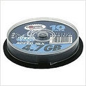 Platinum DVD+R 4.7 GB 10er CakeBox