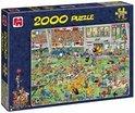 Jan van Haasteren Voetbalkampioenschap - Puzzel - 2000 stukjes