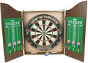 Dartkabinet met Dartbord en Darts