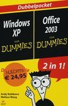 Windows XP + Office 2003 voor Dummies