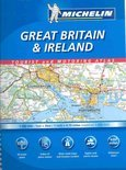 Michelin Great Britain & Ireland Tourist and Motoring Atlas