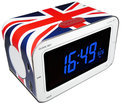 Wekker met radio en alarm -  Nostalgia Great Britain