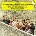 Dvorak: American Quartet, Cypresses;  Kodaly: Quartet no 2