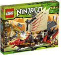 LEGO Ninjago Destiny's Bounty - 9446