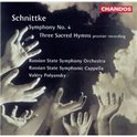 Schnittke: Symphony no 4, etc / Polyansky, Russian State SO