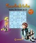Sudokids. Sudoku für Kinder ab 10. Block 2