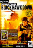 Delta Force 4, Black Hawk Down + Team Sabre (Add-On) (Gold Pack)