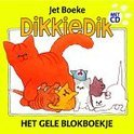 Dikkie Dik / Gele Blokboekje + CD