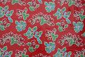 Atelier Du Baj Fresas Red Tafelzeil - 250 x 120 cm
