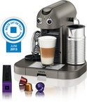 Krups Nespresso Apparaat Gran Maestria XN8105 - Grijs