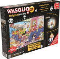Wasgij 2 In 1 Worldcup - Legpuzzel