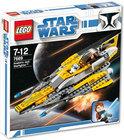 LEGO Star Wars Anakins Jedi Starfi - 7669