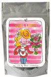 Blond Amsterdam Tea card 'Veel liefs' (groene thee citroen)