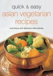 Quick And Easy Asian Vegetarian Recipes