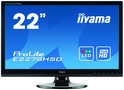 Iiyama ProLite E2278HSD-GB1 - Monitor