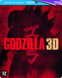 Godzilla - Limited Steelbook (2014) (3D & 2D Blu-ray)